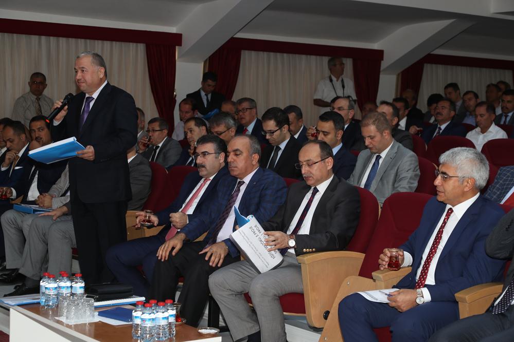Ankara İl Koordinasyon Kurulu Toplantısı Yapıldı